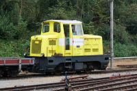 Poison Yellow Shunter